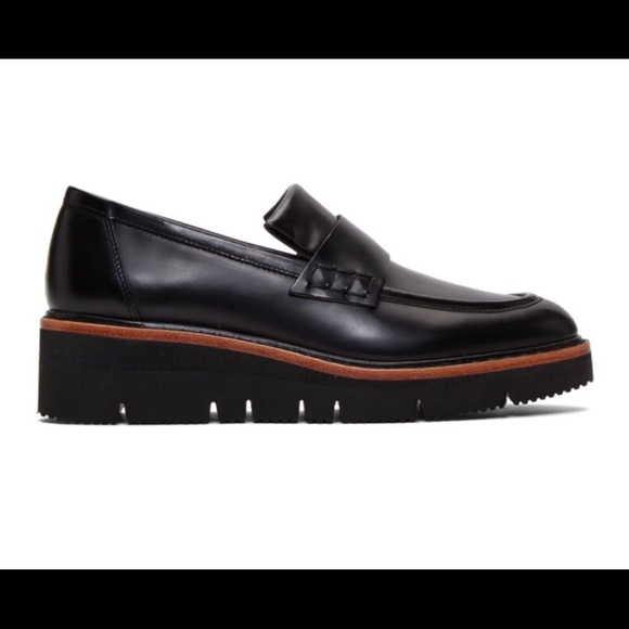 6828b96e3de Rag   Bone Taryn Loafer (Black) Size 8 US